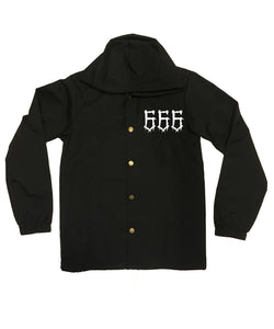 Infernal Unisex Windbreaker Jacket