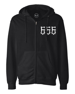 Infernal Unisex Zip Up Sweatshirt