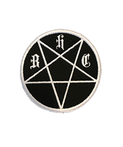 Pentagram Unisex Patch