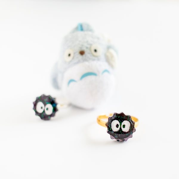 Soot Sprite Ring