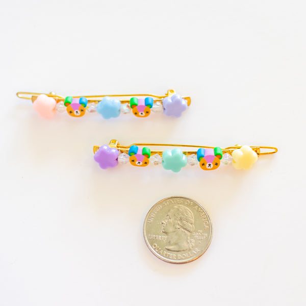 Stitches Barrette