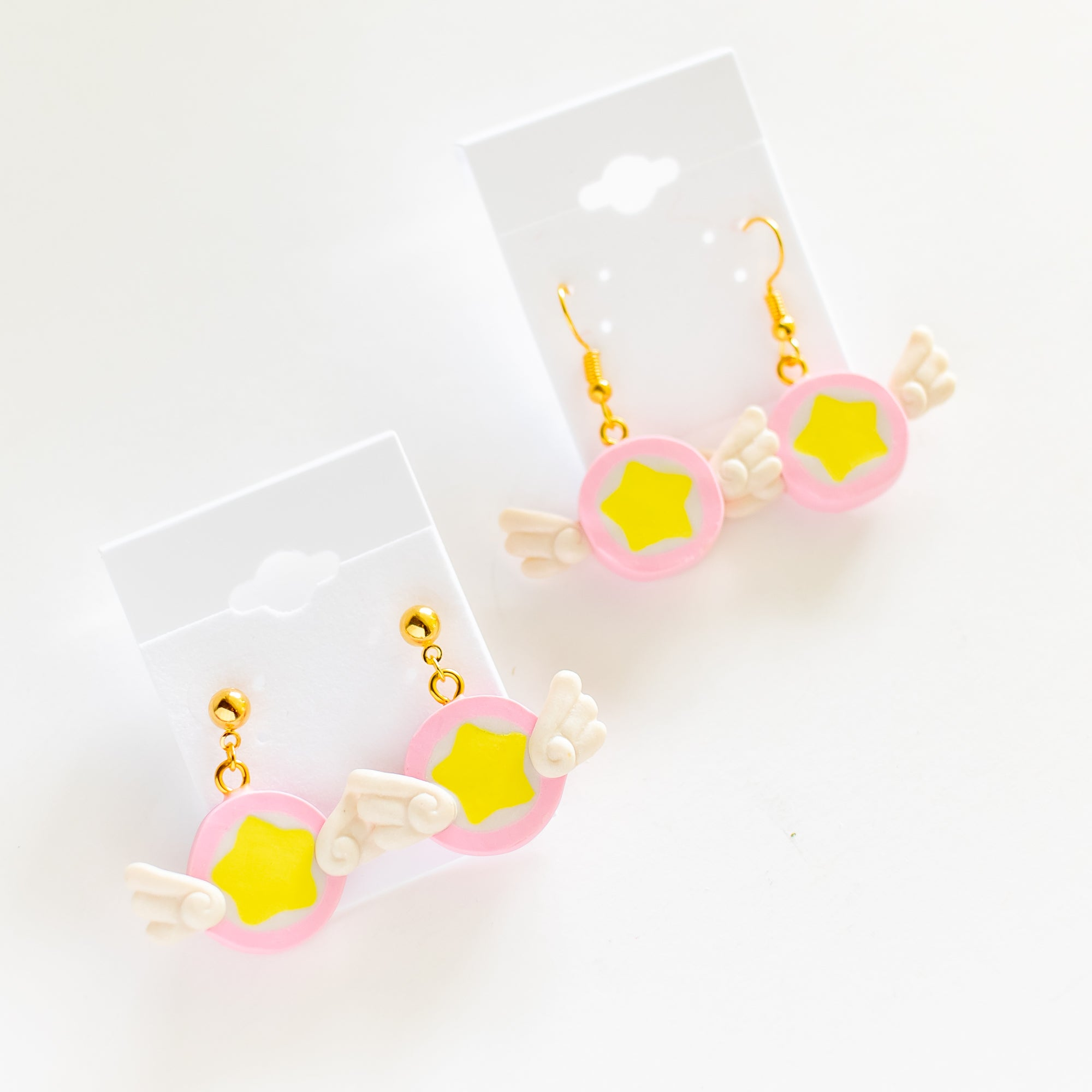 Cardcaptor Earrings