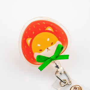 [SECOND SALE] Shiberry Badge Reel
