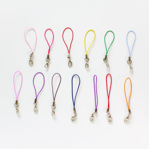 Colored Lobster Clasp Strap