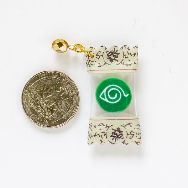 [SECONDS SALE] Hidden Leaf Candy Charm