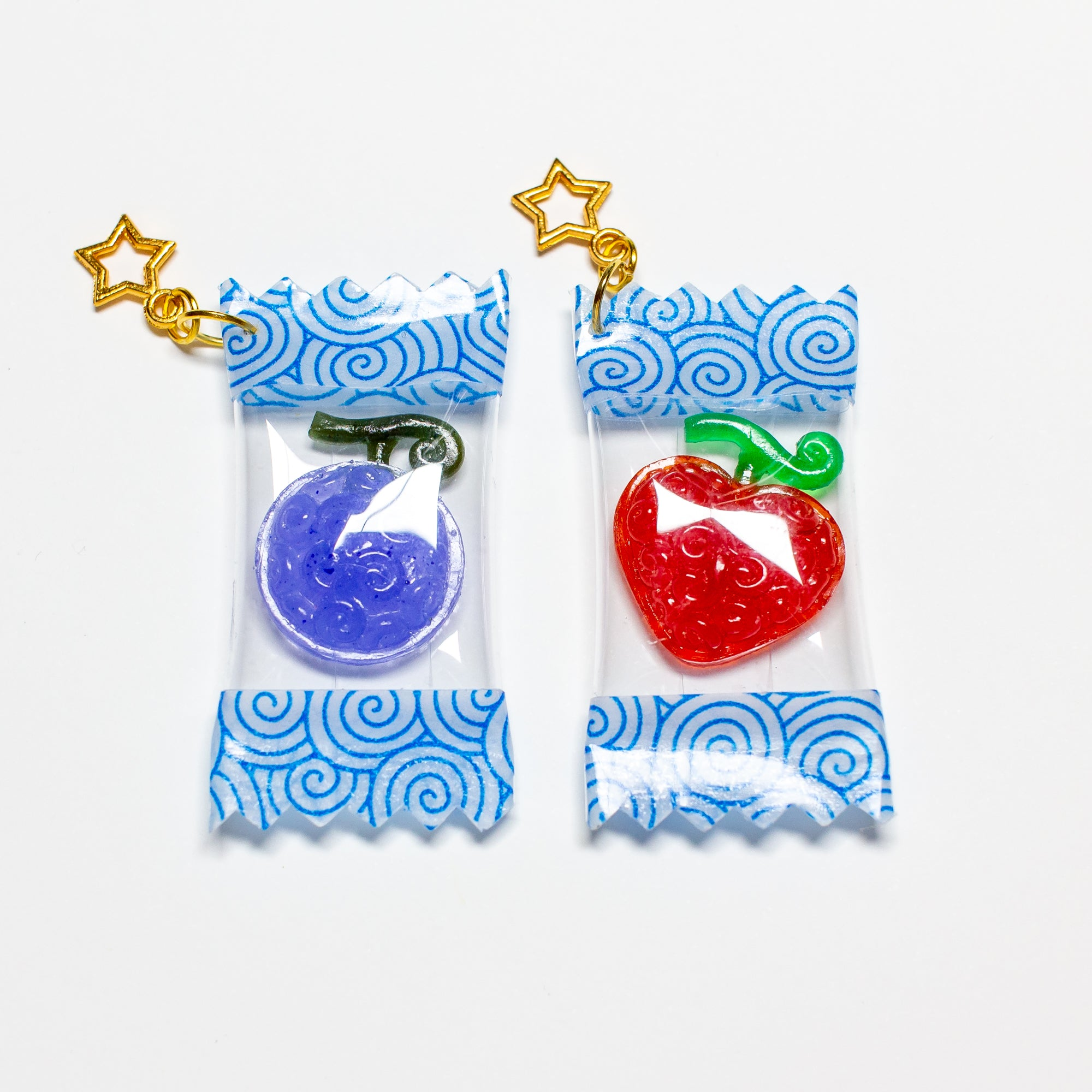 Devil Fruit Candy Charm