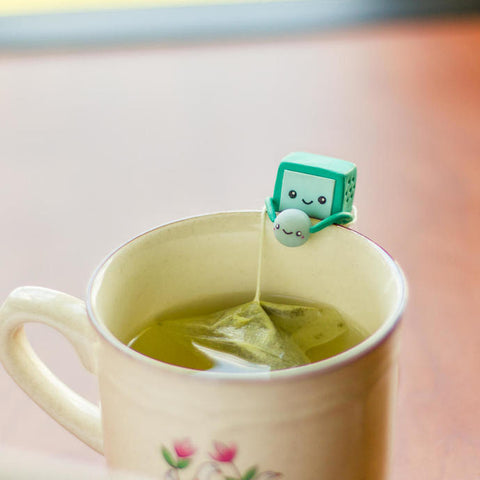 [Clearance] BMO and Bubble {Tea Bag Holder}