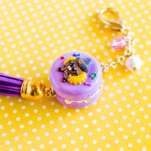 [CLEARANCE]Kakao Friends Jay-G Macaron Charm/Key chain