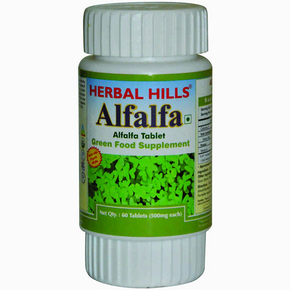 Alfalfa Tablet