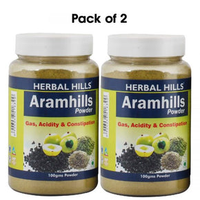 Aramhills Powder (Pack Of 2)