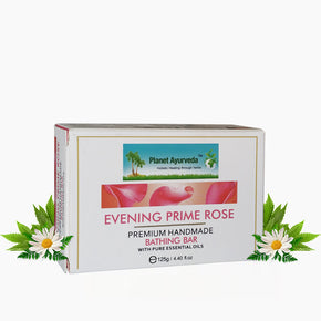 EVENING PRIME ROSE PREMIUM HANDMADE BATHING BAR