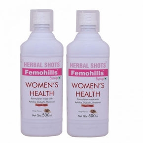 Femohills Syrup (Pack Of 2)