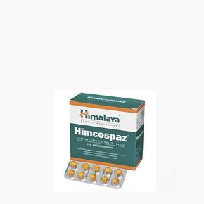 HIMCOSPAZ SOFT GELATIN CAPSULES (1 STRIP OF 10 CAPSULES)
