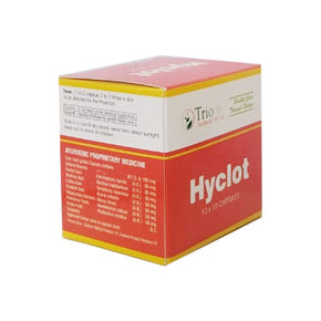Hyclot Capsules (1 Strip of 10 Capsules)