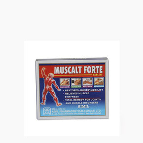 MUSCALT FORTE TABLETS (1 STRIP OF 30 TABLETS)