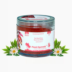 ROSE ALMOND HONEY NATURAL FACE POLISHER
