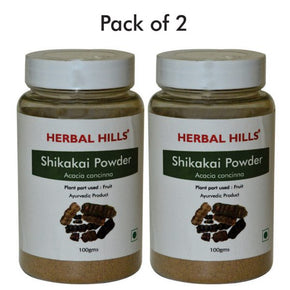 Shikakai Powder (Pack Of 2)
