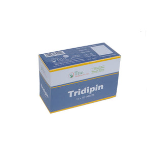 Tridipin Tablets (1 Strip 10 Tablets)