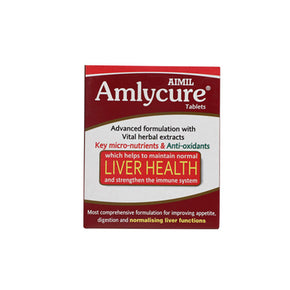 Amlycure Tablets (30 Tablets)