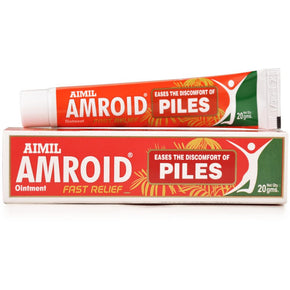 Amroid Ointment (20 gm)