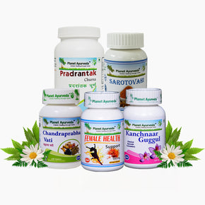 Fibroids Care Pack