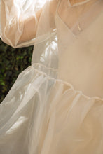 Load image into Gallery viewer, Jayme Dress in Oat Organza | Pre-Order