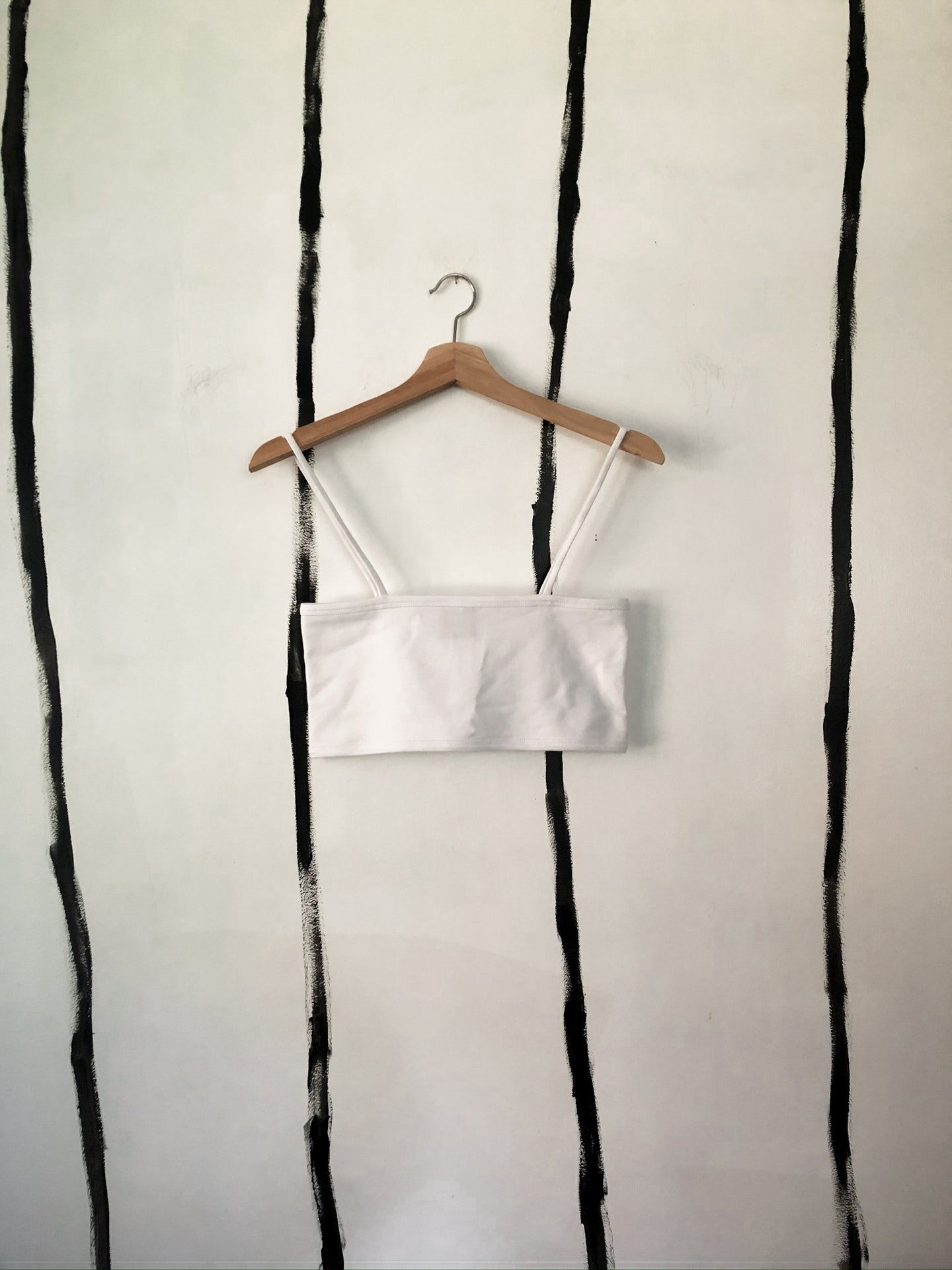 PRE-ORDER | Michelle Bra Top in DIY White