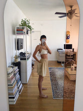 Load image into Gallery viewer, Christine Shorts in Tan Eyelet