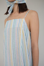 Load image into Gallery viewer, Angela Dress in Thin Stripe
