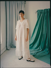 Load image into Gallery viewer, Rolf Dress in White Netting
