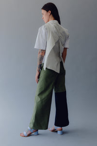 Finn Pant in Cotton Canvas