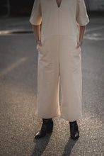 Load image into Gallery viewer, Ryan Jumpsuit in Cotton Canvas
