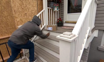 What to Do About Package Theft