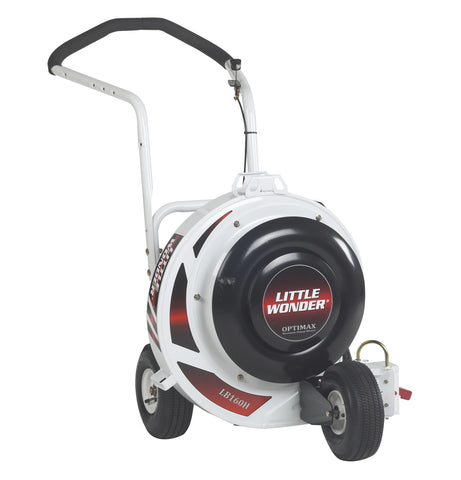 Little Wonder Optimax Walk-Behind Push Blower Honda GX390
