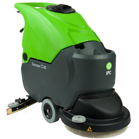 IPC Eagle CT40 Traction Drive Automatic Scrubber
