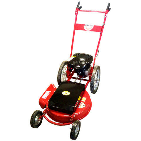 "Bradley Even-Cut 22"" Belt Drive Commercial Push Mower"