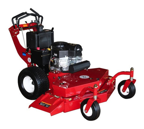 "Bradley 48"" Hydro Walk-Behind Mower T Bar Briggs"