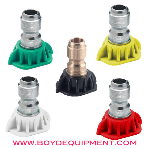 5 Spray Nozzle Kit