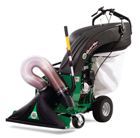 Billy Goat QV QuietVac™ Contractor (Hard Surface) Industrial Duty QV550HSP Honda Self-Propelled