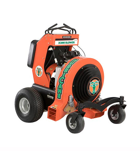 Billy Goat Hurricane™ X3000 Zero Turn Stand-On Blower