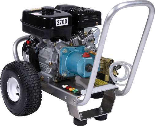 Gas Engine Direct Drive Model - 2700 PSI
