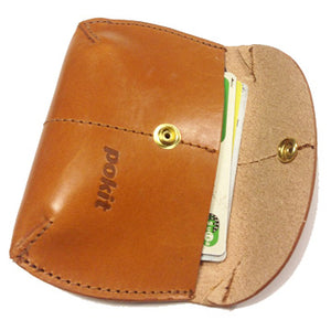 COIN PURSE brown