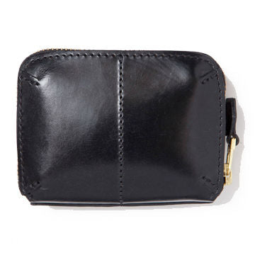 LEATHER WALLET (S) black