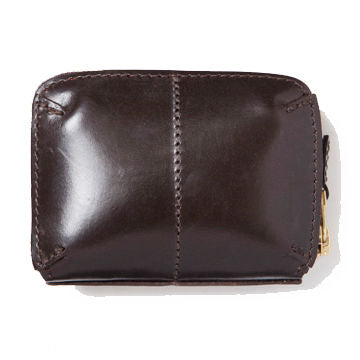 LEATHER WALLET (S) brown
