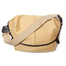 CANVAS CAPSULE (M) BAG khaki