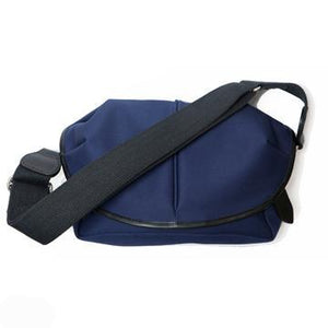CANVAS CAPSULE (S) BAG navy