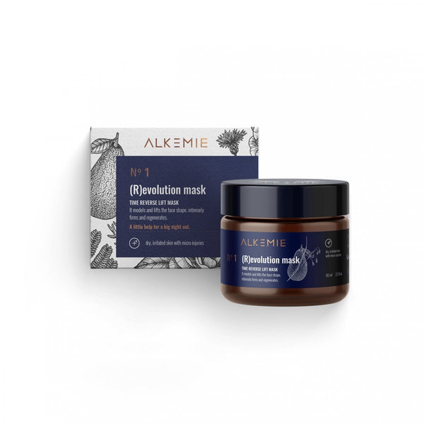 Alkemie Maska Liftingująco-Odmładzająca (R)evolution mask - Vesa Beauty