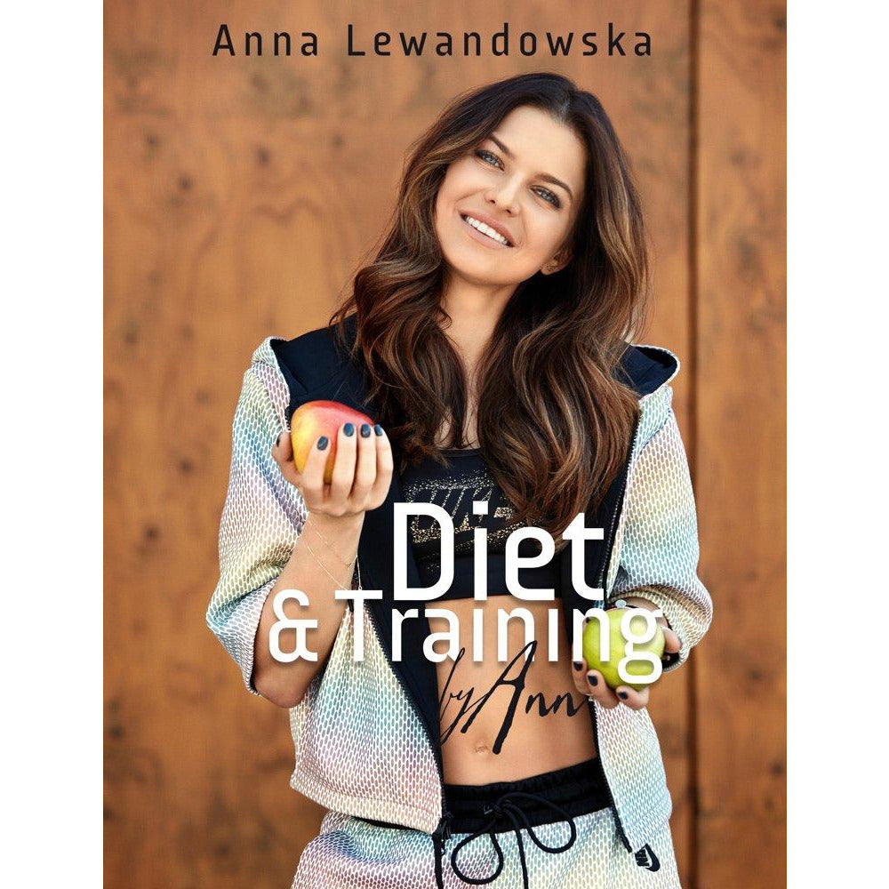 Diet & Training by Ann. Książka Anny Lewandowskiej - Vesa Beauty