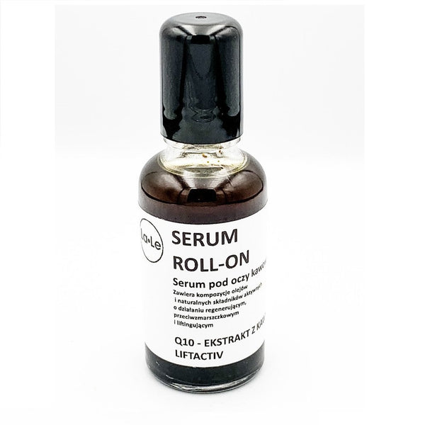 La-Le Serum Roll-on pod Oczy Kawowe 30ml - Vesa Beauty