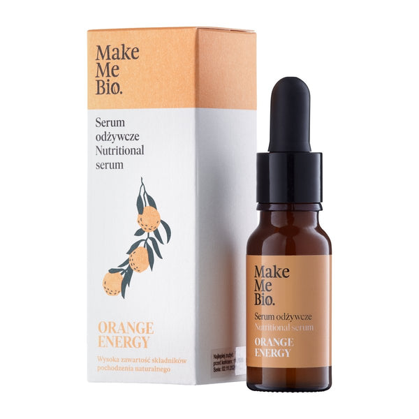 Naturalne Kosmetyki UK Make Me Bio Serum Orange Energy